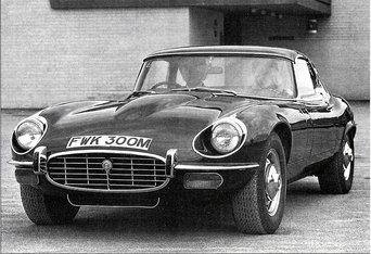 Kaufberatung Jaguar E-Type