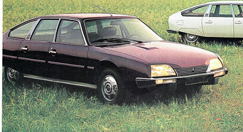 Kaufberatung Citroen CX