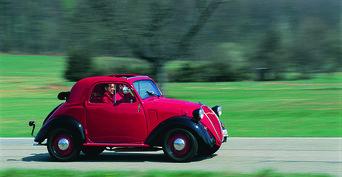 Kaufberatung Fiat Topolino