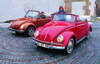 Kaufberatung VW Käfer Cabriolet