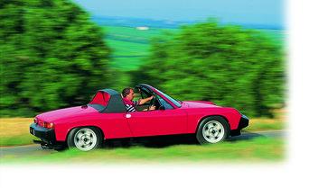 Kaufberatung VW Porsche 914
