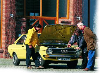 Kaufberatung Audi 80
