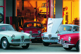 Kaufberatung Alfa Romeo Giulietta
