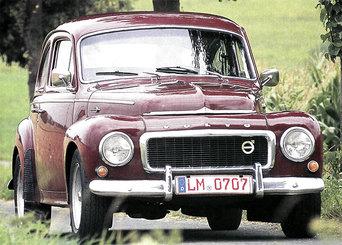 Kaufberatung Volvo PV 444, 544 und duett