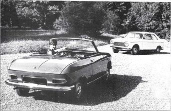 Kaufberatung Peugeot 204/304 Coupé und Cabriolet