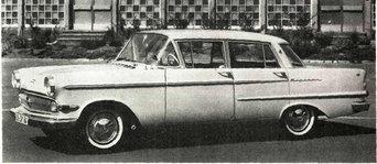 Kaufberatung Opel Kapitän