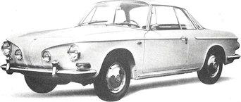 Karmann Ghia 1500/81600 (Typ 34)