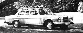 Mercedes W 108/W 109