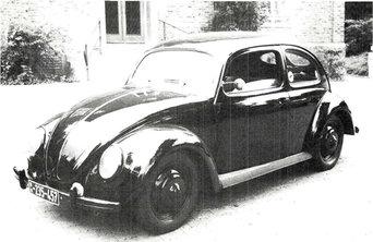 Kaufberatung VW 1200 Limousine