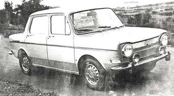 Kaufberatung Simca 1000