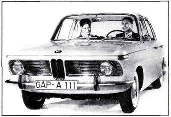 Kaufberatung BMW 1500, BMW 1600, BMW 1800, BMW 2000