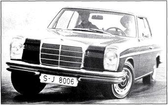Kaufberatung Mercedes 250 C/E und 280 C/CE
