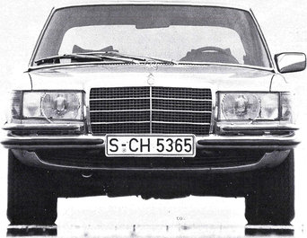 Kaufberatung Mercedes W 116