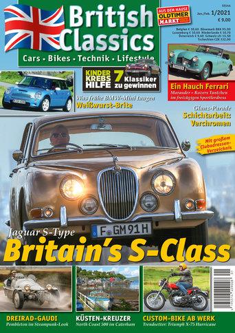 British Classics 1/2021