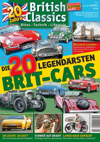 British Classics 5/2021