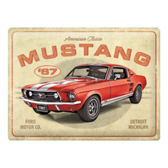 Ford Mustang - GT 1967
