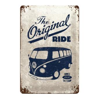 VW Bulli - The Original Ride