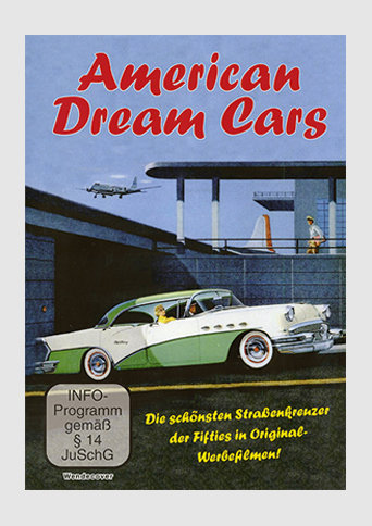 DVD: American Dream Cars