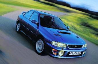 Kaufberatung Subaru Impreza GT und WRX