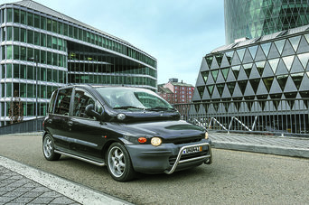 Kaufberatung Fiat Multipla