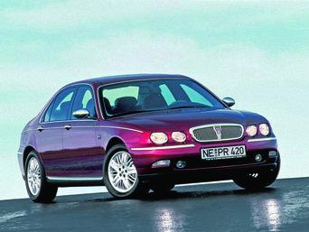 Kaufberatung Rover 75