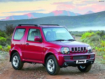 Kaufberatung Suzuki Jimny