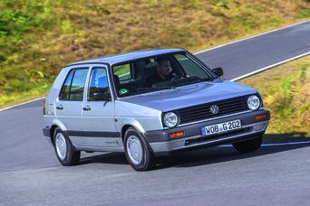 Kaufberatung Volkswagen Golf 2 (nur Benziner)