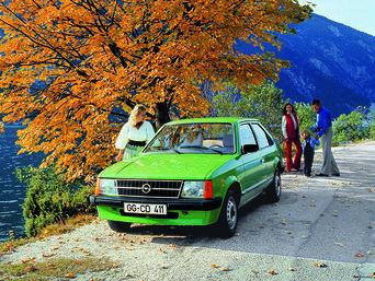 Kaufberatung Opel Kadett D