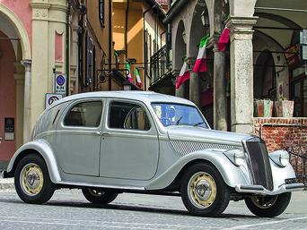 Kaufberatung Lancia Aprilia