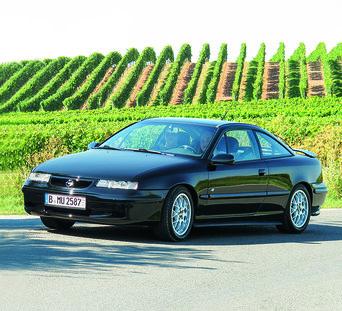 Kaufberatung Opel Calibra
