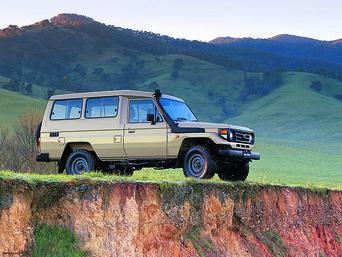 Kaufberatung Toyota Land Cruiser J7