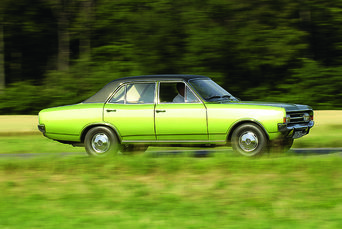 Kaufberatung Opel Rekord C und Commodore A