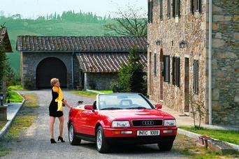Kaufberatung Audi Cabriolet