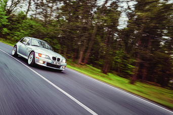 Kaufberatung BMW Z3 Coupé