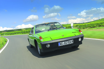 Kaufberatung VW-Porsche 914