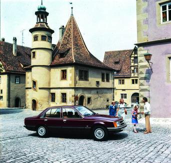 Kaufberatung Opel Rekord E, Commodore C