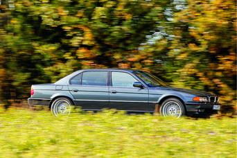 Kaufberatung BMW 7er (E38)