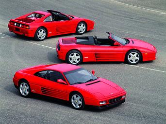 Kaufberatung Ferrari 348