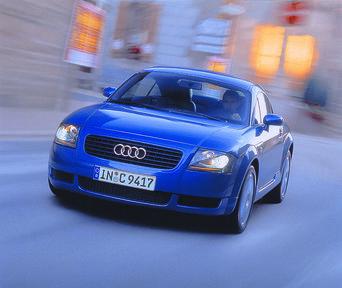 Kaufberatung Audi TT