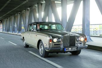 Kaufberatung Rolls-Royce Silver Shadow