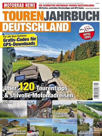 Touren Jahrbuch Deutschland 2018