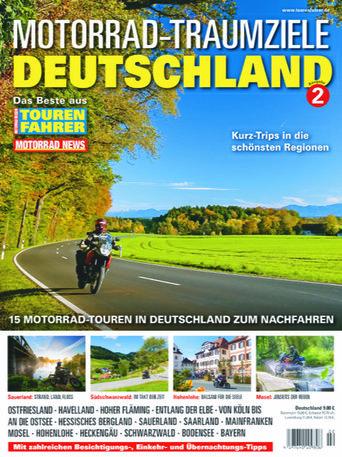 Motorrad-Traumziele Deutschland, Ausgabe 2