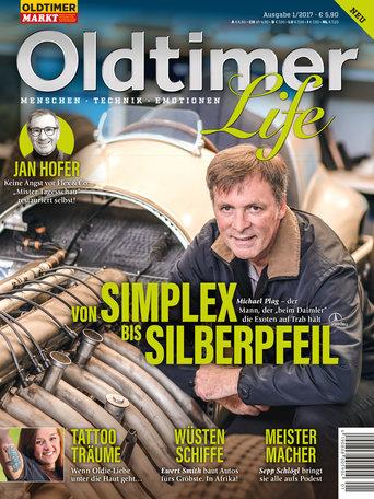Oldtimer Life 1/2017