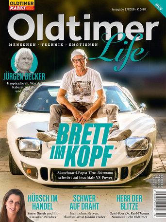 Oldtimer Life 2/2016