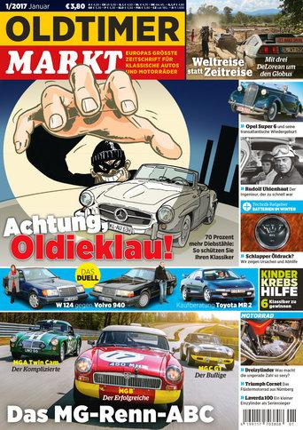Oldtimer Markt 1/2017