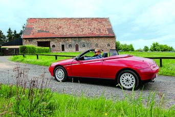 Kaufberatung Alfa Romeo 916 Spider und GTV