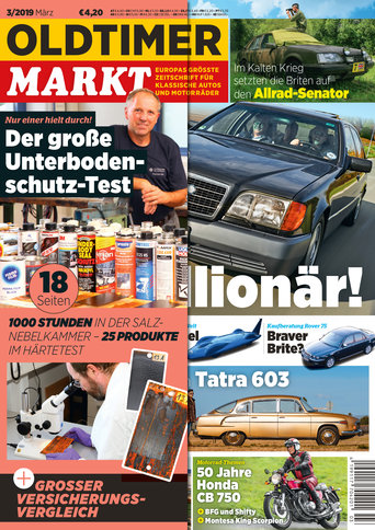 Oldtimer Markt 3/2019