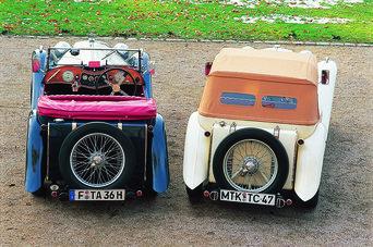 Kaufebratung MG T-Serie