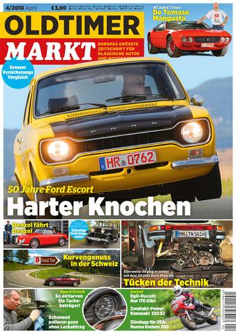 Oldtimer Markt 4/2018