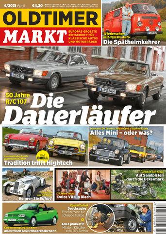 Oldtimer Markt 4/2021